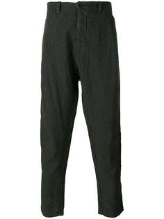 tapered trousers Transit