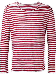 striped T-shirt Massimo Alba