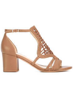 woven heeled sandals Alexandre Birman