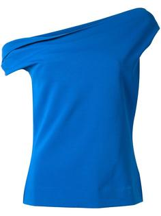 асимметричная блузка  Balenciaga
