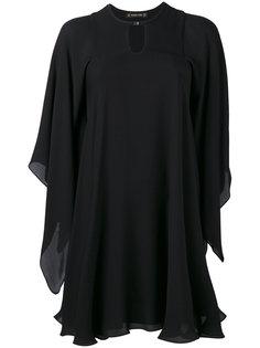 cape mini-dress  Plein Sud