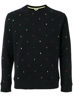 свитер с графическим принтом Kenzo