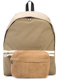 zipped backpack Hender Scheme