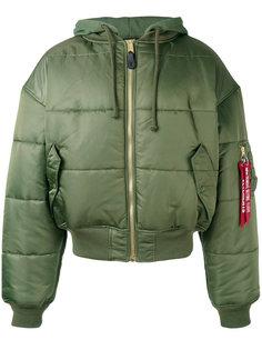 двусторонняя куртка-бомбер Vetements