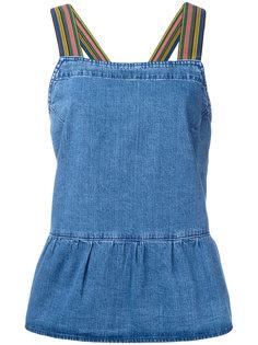 Rango Pinafore blouse Mih Jeans
