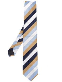 полосатый галстук Prada