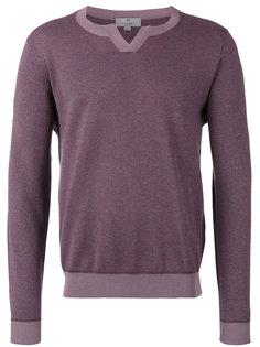 свитер с круглым вырезом Canali