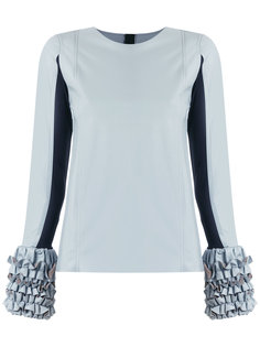 leather top Andrea Bogosian