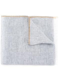 шарф с необработанными краями Massimo Alba