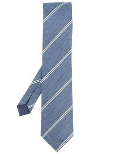 галстук в полоску Tom Ford