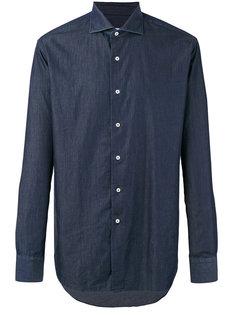 spread collar shirt     Alessandro Gherardi