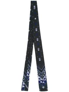 шарф с манишкой Sacai
