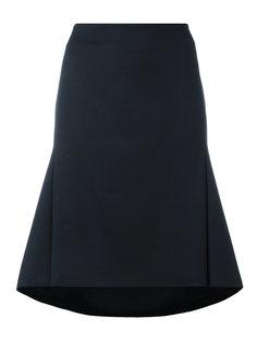 расклешенная юбка Balenciaga