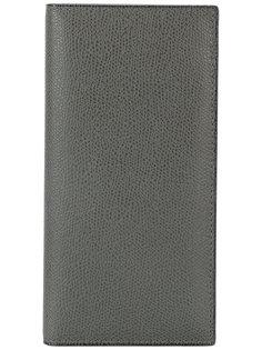 удлиненный кошелек  Valextra