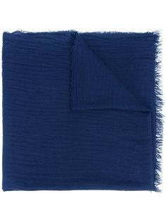 шарф с бахромой по краям Faliero Sarti