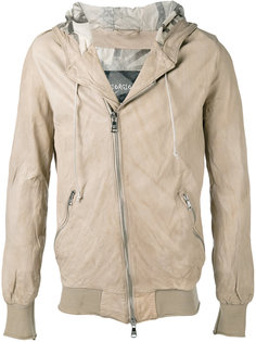 hooded jacket Giorgio Brato