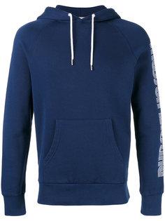 printed hoodie Maison Kitsuné