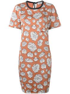 платье-футболка с цветочным принтом Essentiel Antwerp