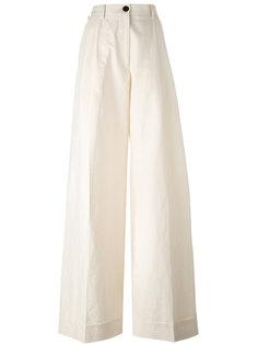 классические брюки-палаццо Dries Van Noten