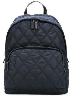 стеганый рюкзак Prada