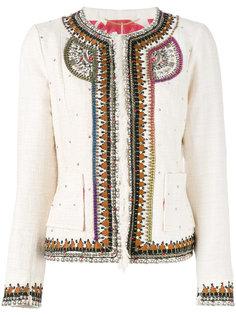 embellished jacket  Bazar Deluxe
