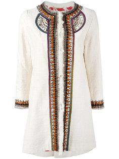 пальто с декоративной отделкой  Bazar Deluxe