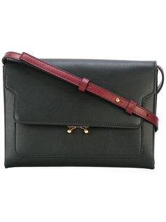 сумка-конверт на плечо Trunk Marni