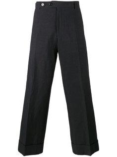 укороченные широкие брюки Dries Van Noten