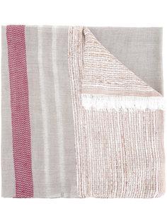 шарф с полосатым узором Cerruti 1881