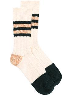 stripe panel socks Bellerose