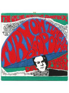 клатч в виде книги Dr Timothy Leary Olympia Le-Tan