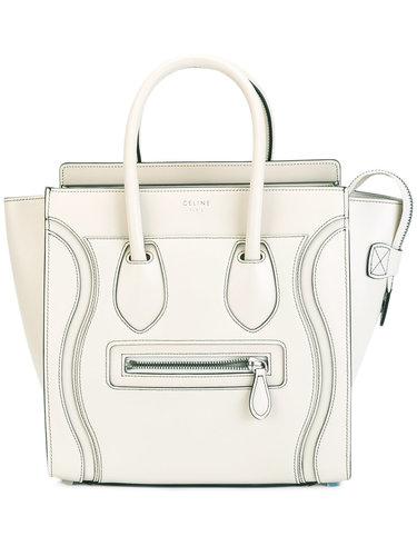 сумка-трапеция Céline