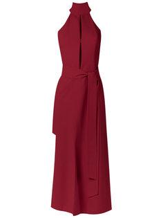 lace up dress Giuliana Romanno