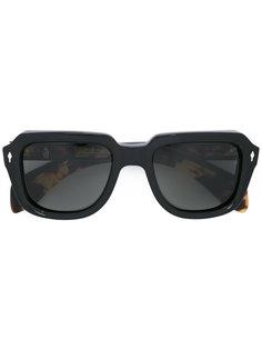 square sunglasses Jacques Marie Mage