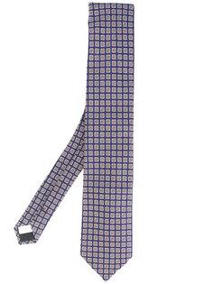 галстук в клетку Lardini