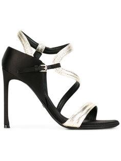 босоножки с открытым носком Dior