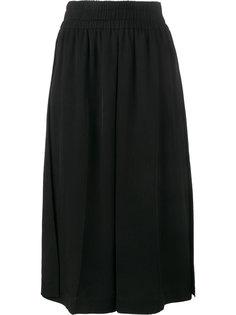широкие брюки-юбка Acne Studios