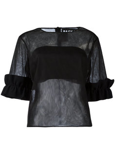 sheer T-shirt  Paskal