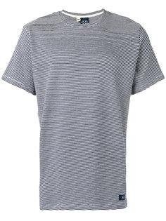 striped T-shirt Bleu De Paname