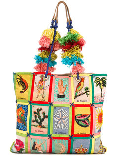 Loteria shopping bag Jamin Puech