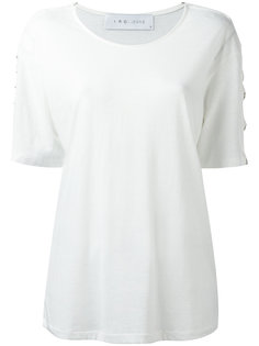 футболка с отделкой кольцами Iro