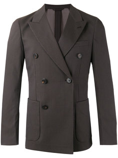 двубортный пиджак Prada