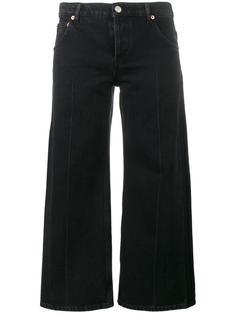 укороченные джинсы Rockabilly Balenciaga