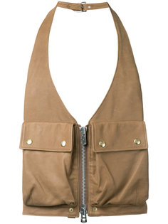 utility pocket gilet The Soloist