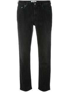 зауженные укороченные джинсы  Acne Studios