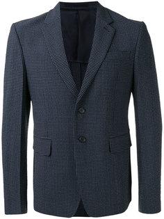 пиджак в клетку Prada