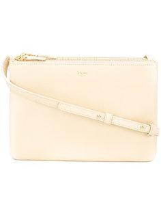 сумка на плечо с принтом-логотипом Céline