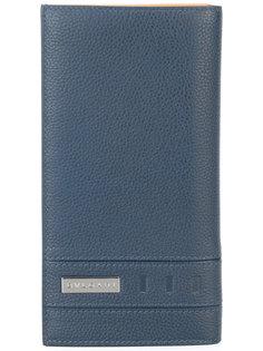 удлиненный бумажник Bulgari