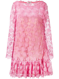 кружевное платье Miu Miu