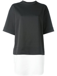 contrast hem top The Reracs